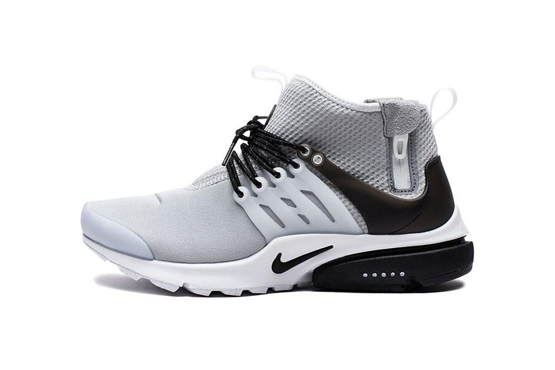 8a06820cdc37b Nike Air Presto Utility Wolf Grey