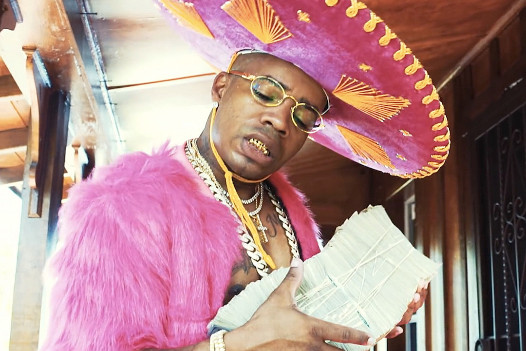 Plies Official Music Video For Rock