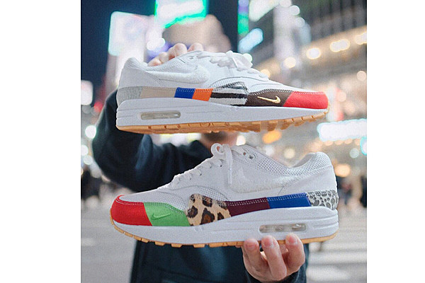 sale retailer 7a367 3eea6 Nike Air Max 1 Master Friends and Family