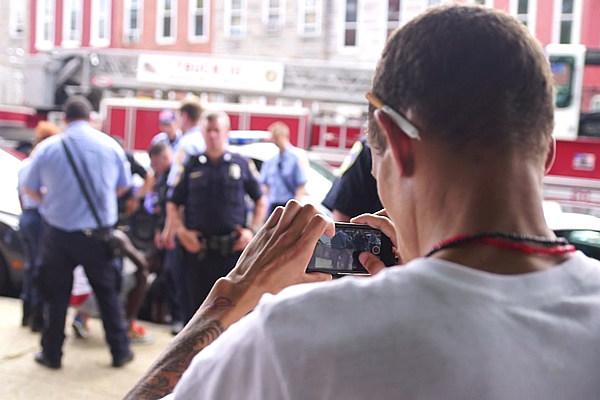 'Copwatch' Documentary to Premiere at 2017 Tribeca Film