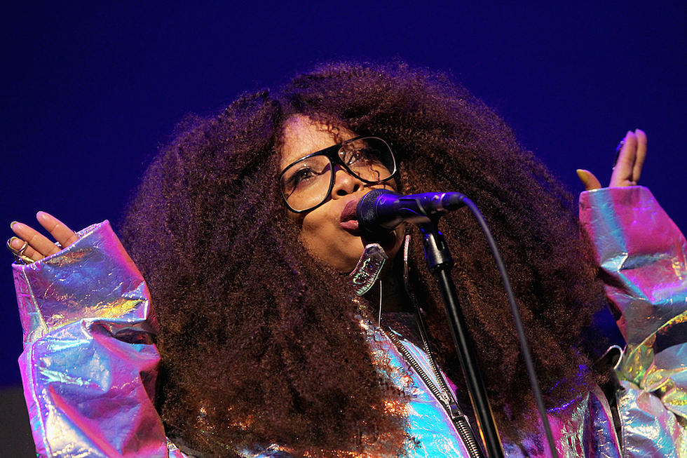 Erykah Badus Daughter Puma Sings Her Mom Happy Birthday