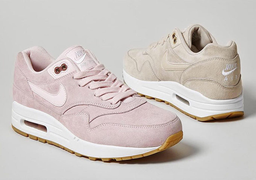 Nike Air Max 1 Suede Pack