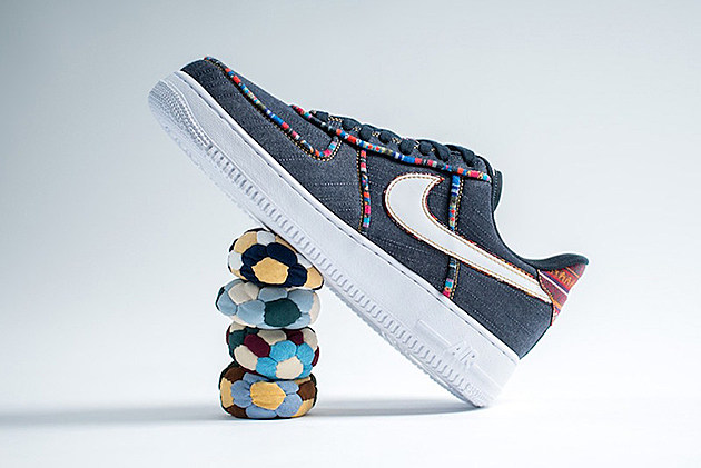 Nike Air Force 1 Low 07 LV8 Hacky Sack Denim | SneakerFiles