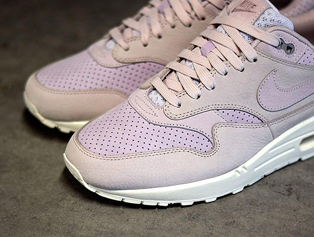 sneakers for cheap a30d1 85cc8 ... Air Max 1 Pinnacle in Bleached Lilac sometime in May. Nike