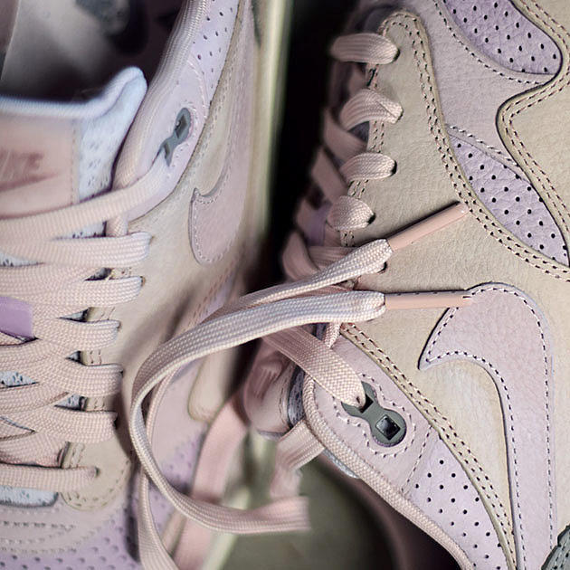 d5e98e35ef0 ... Air Max 1 Pinnacle in Bleached Lilac sometime in May. Nike. Nike