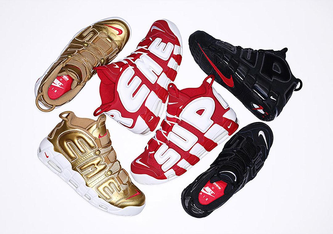 Supreme x Nike Air More Uptempo f52f5fe22543