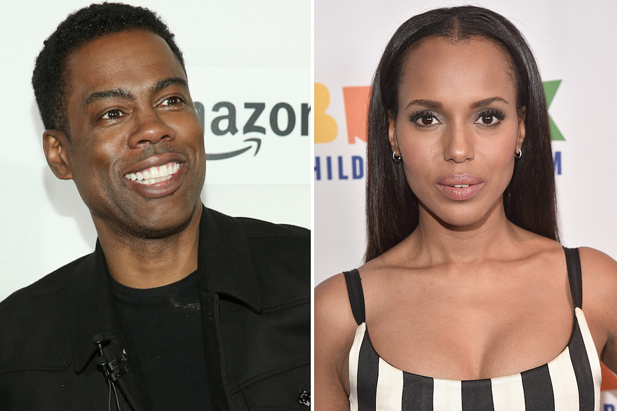Did Chris Rock Cheat on his Wife With Kerry Washington?