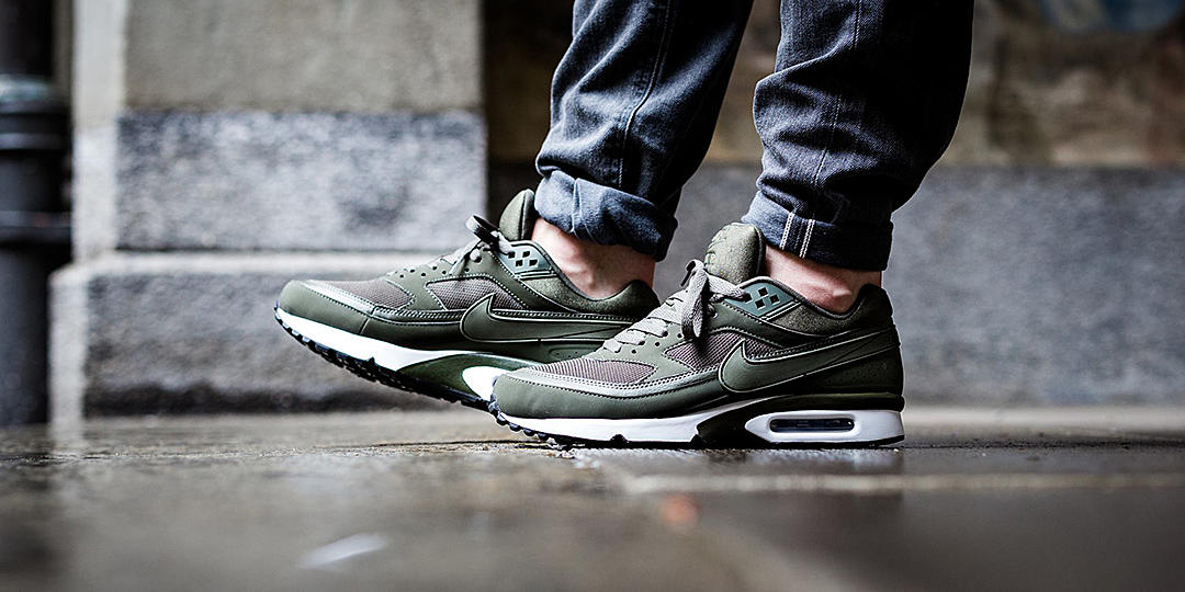 best website 3f3ba eb6b2 Nike Air Max BW Cargo Khaki