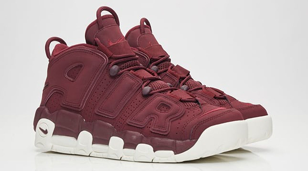 Nike Air More Uptempo Night Maroon 79894194d568