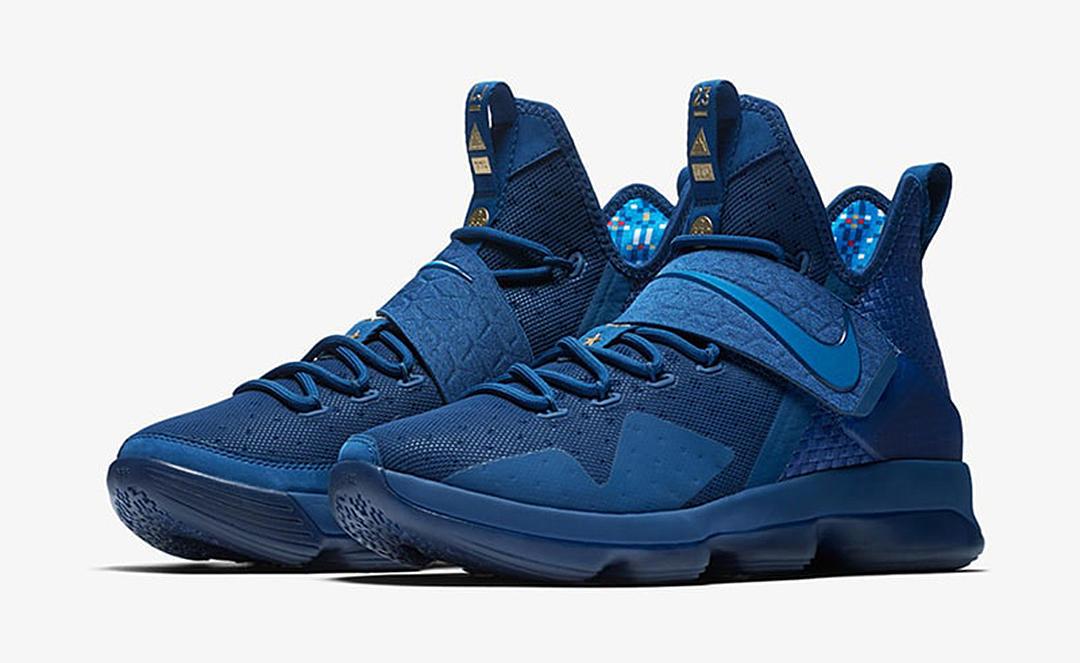 e1009c1275205 Sneakerhead  Nike LeBron 14 Agimat