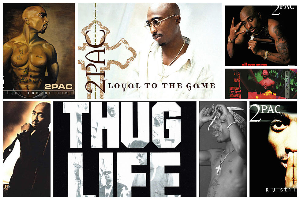 Worst to Best: Every 2Pac Album Ranked
