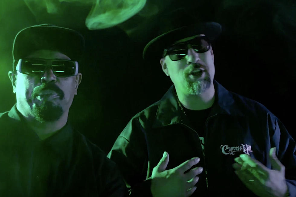 Cypress Hill Lights It Up in Pro-Marijuana 'Reefer Man