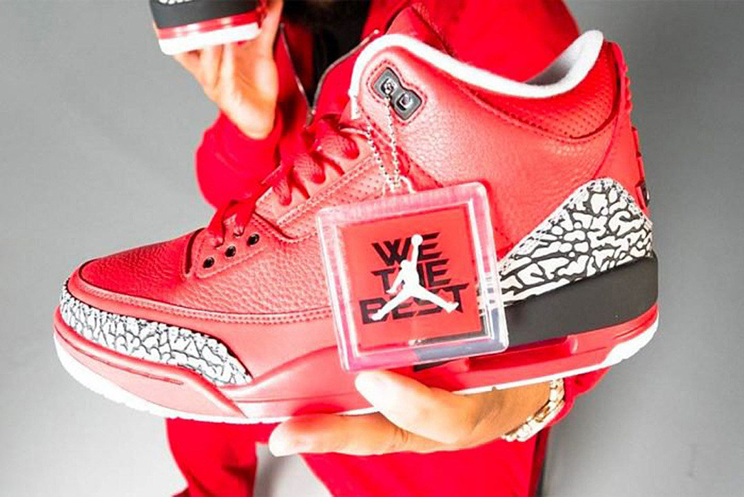 a576adbc967b61 DJ Khaled x Air Jordan 3 Grateful