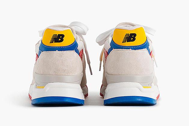 Sneaker of The Week  J. Crew x New Balance 998 Beach Ball f83819f40ab4