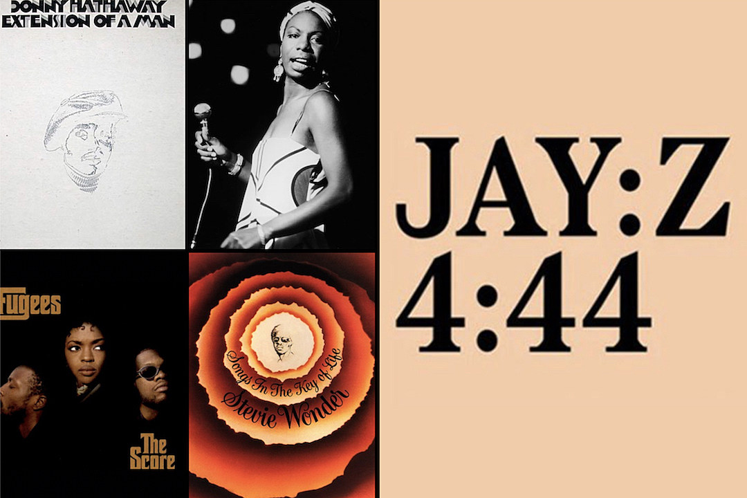f336fdd98 10 Soul and Hip-Hop Samples from JAY-Z s  4 44  Album