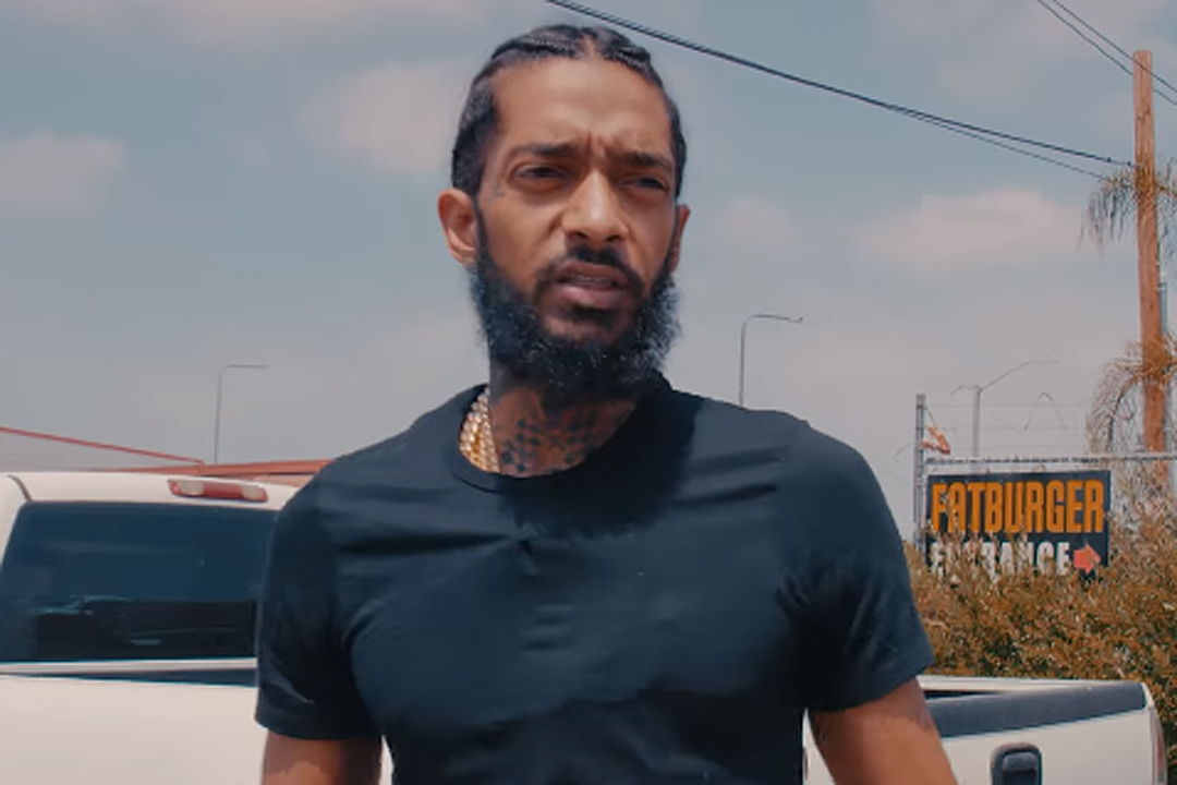Nipsey Hussle Releases Documentary About Opening The Marathon