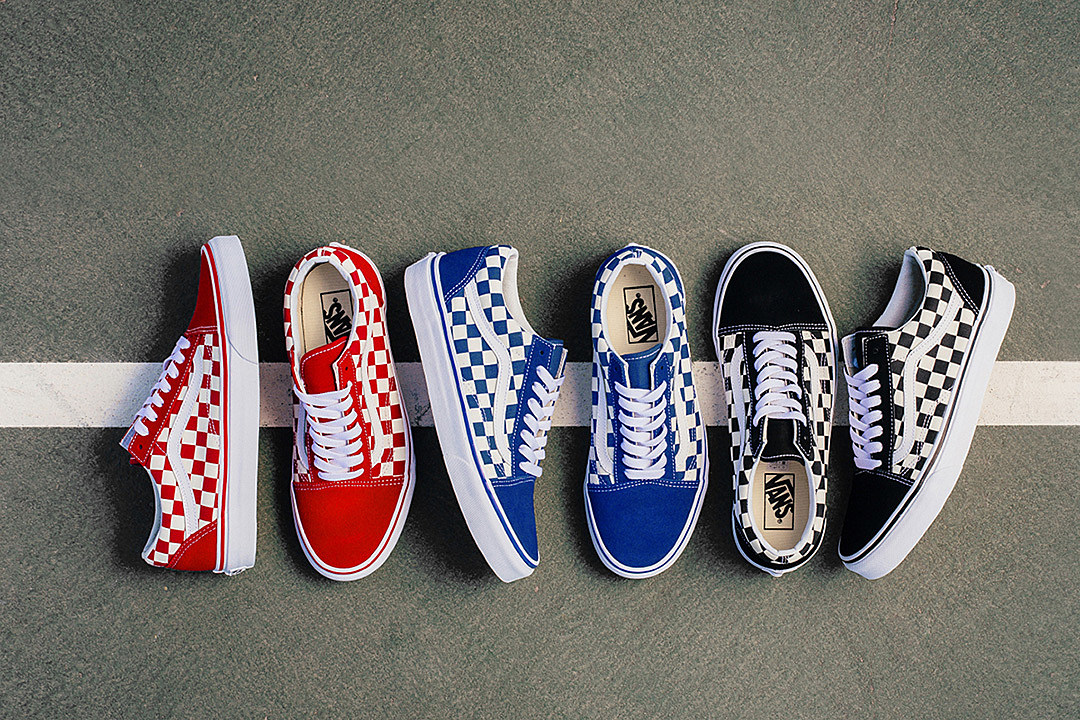 6ed9a62325 Sneakerhead  DQM x Vans Sk8-Hi Strap 101