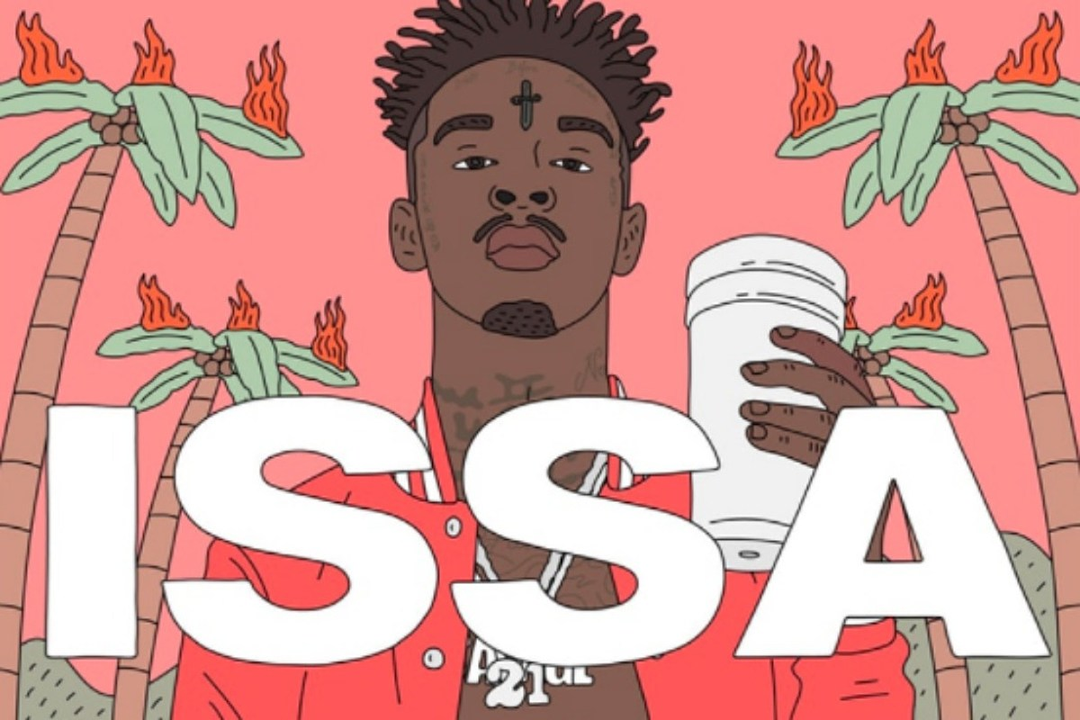 21 savage s issa album debuts at no 2 first week sales better than expected 21 savage s issa album debuts at no