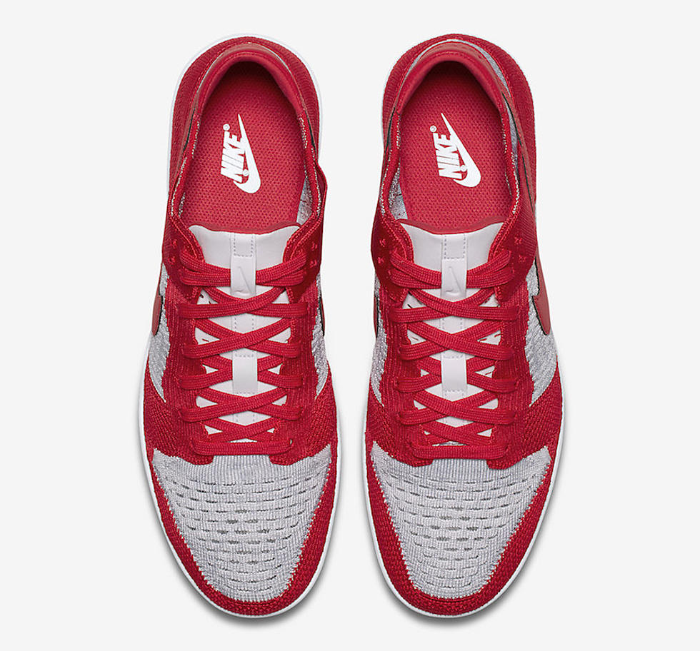 new concept 21f93 39a1f Sneaker of The Week: Nike Dunk Low Flyknit