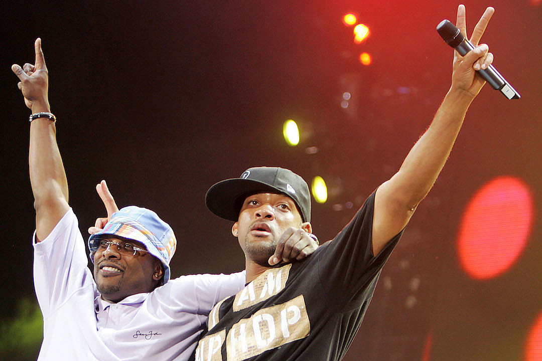 afadea60a844 Will Smith and DJ Jazzy Jeff Reunite on  Get Lit   Credit LL Cool J for  Reunion  VIDEO