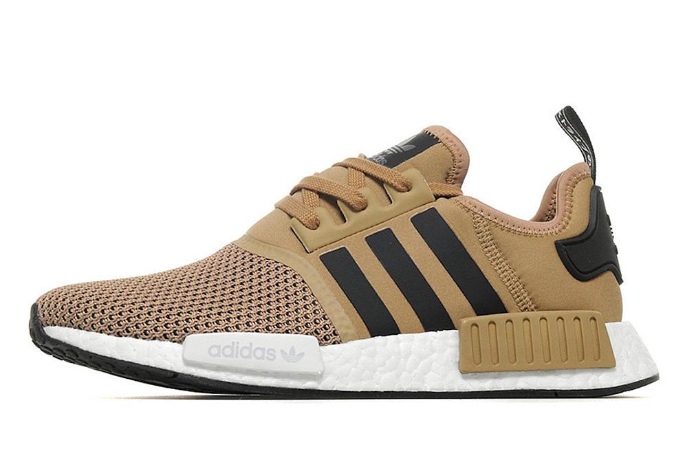 new arrival 4c9b1 7f6d2 Sneakerhead: adidas NMD R1 Khaki Black