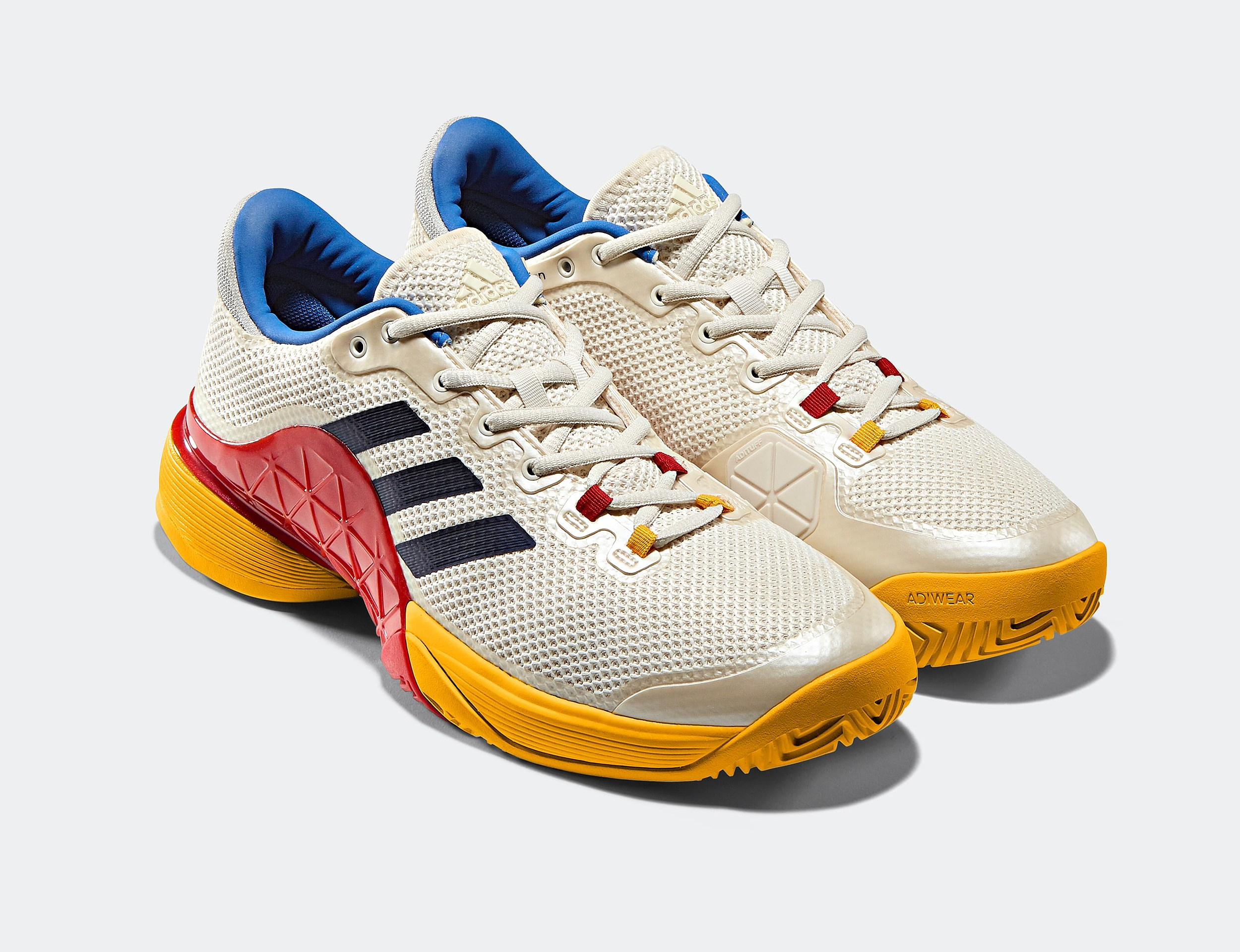015246f47bb67 Pharrell x adidas Tennis Collection