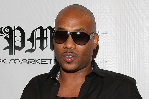 Mario Winans Jailed for Not Paying Child Support for 12
