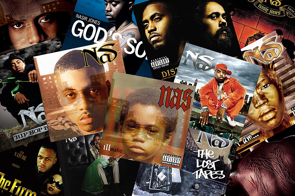 Nas Albums Ranked Worst to Best