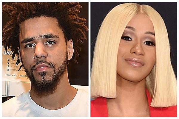 Cardi B Actually Heartbroken Despite Putting On Brave: Cardi B Appreciates J. Cole's Album Advice: 'My Heart Is