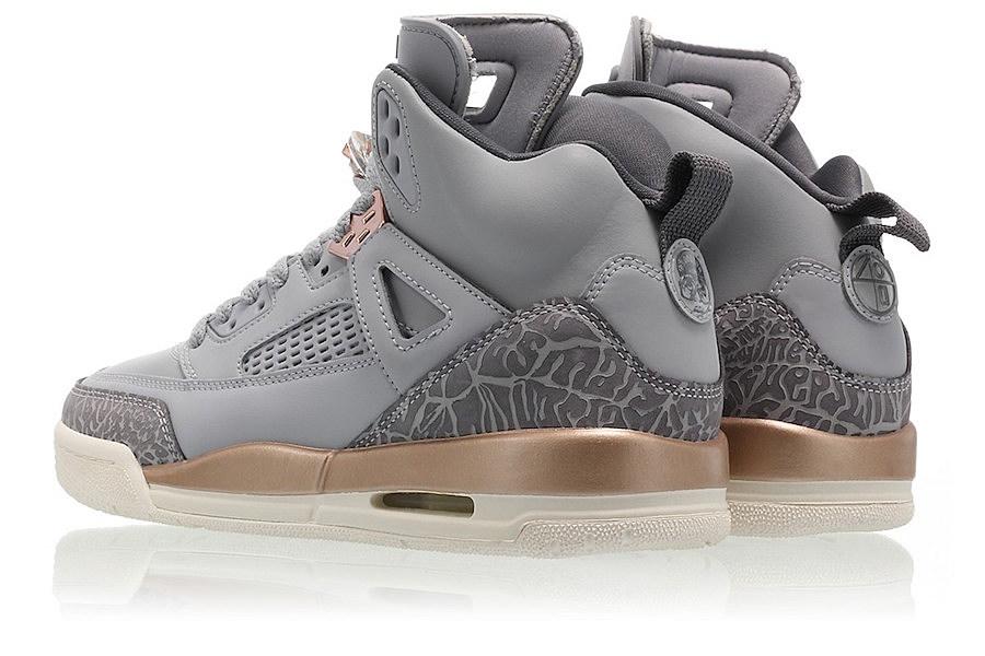 Jordan Spizike Wolf Grey GS