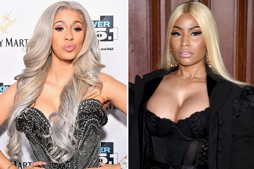 Fans Are Loving Cardi B and Nicki Minaj's Verses on 'Motor Sport'