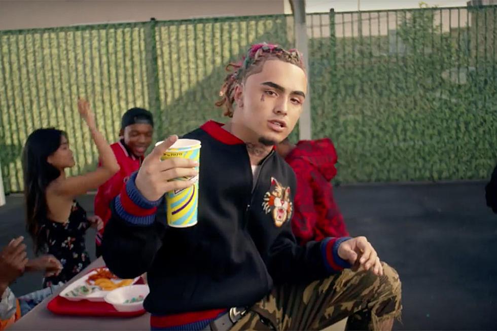 3faf6bccf Lil Pump Drops 'Gucci Gang' Video [WATCH]