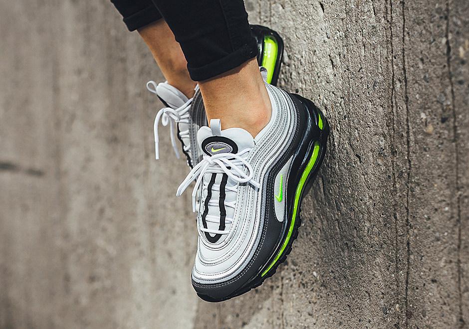 Sneaker of The Week: Nike Air Max 97 Neon