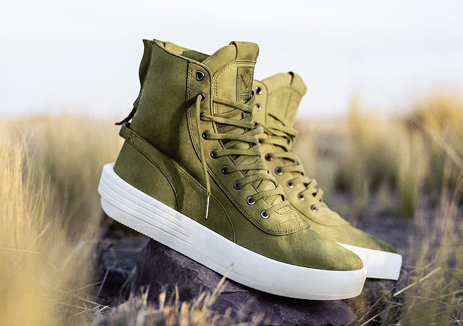 puma xo the weeknd parallel