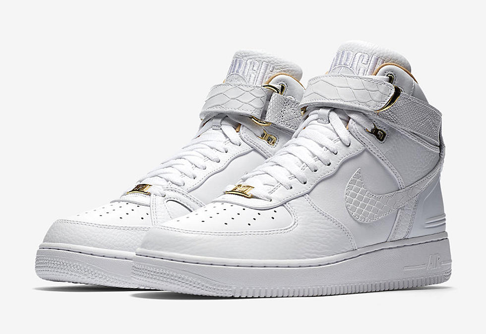 low cost c404e cfe18 Sneaker of the Week  Nike Air Force 1 Hi  Just Don