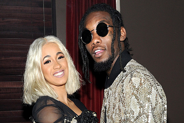 Offset S Is Still Cheating On Cardi B With Some Self: Did Cardi B And Offset Have Sex On Instagram Live?