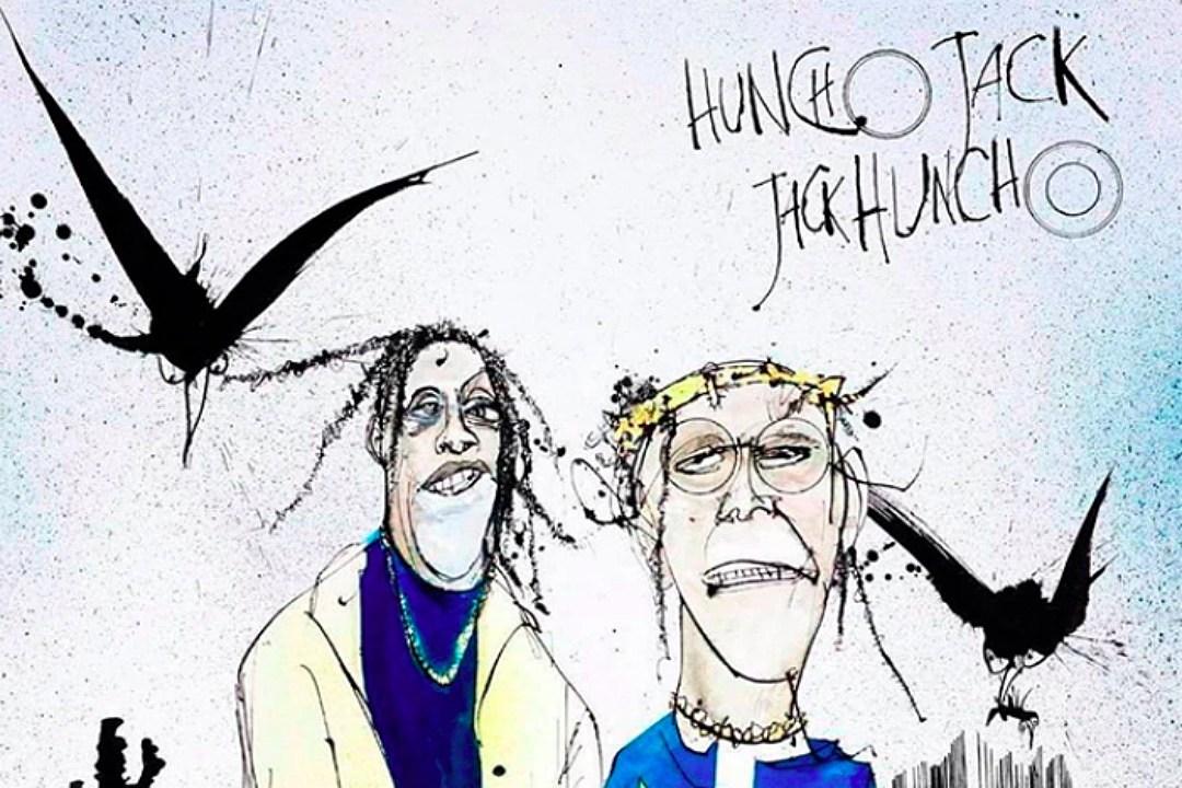 57410c5100 Travis Scott and Quavo Dropped 'Huncho Jack, Jack Huncho'