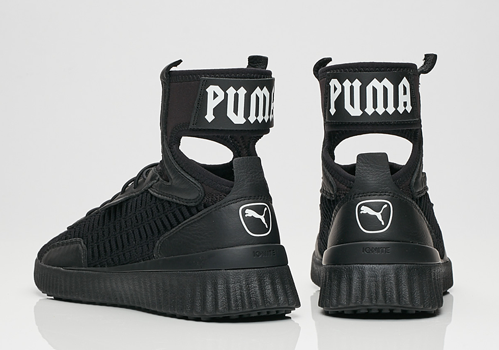 outlet store 0b784 0e374 Sneaker of The Week: Rihanna x Puma Fenty Trainer