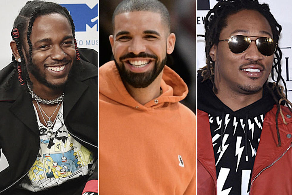 Urban Music Accounted for 50% of the Most Streamed Songs in 2017