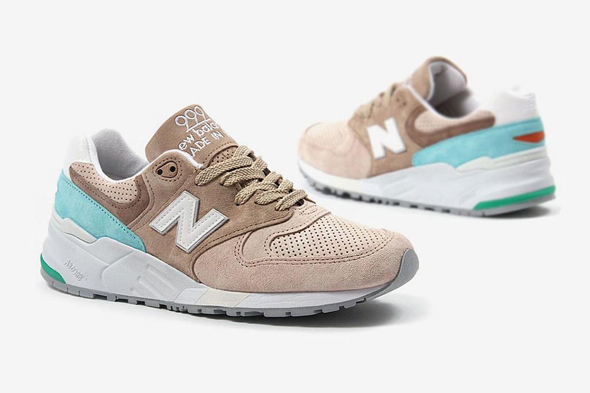 Revelar Más bien De nada  Daily Sneaker Round Up: New Balance, Nike and adidas