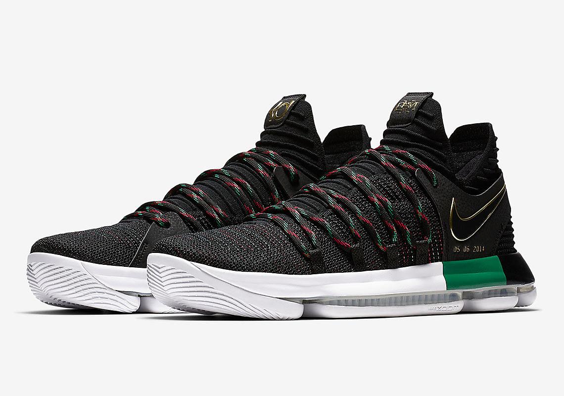 63f8ace18467 Sneaker of The Week  Nike KD 10 BHM
