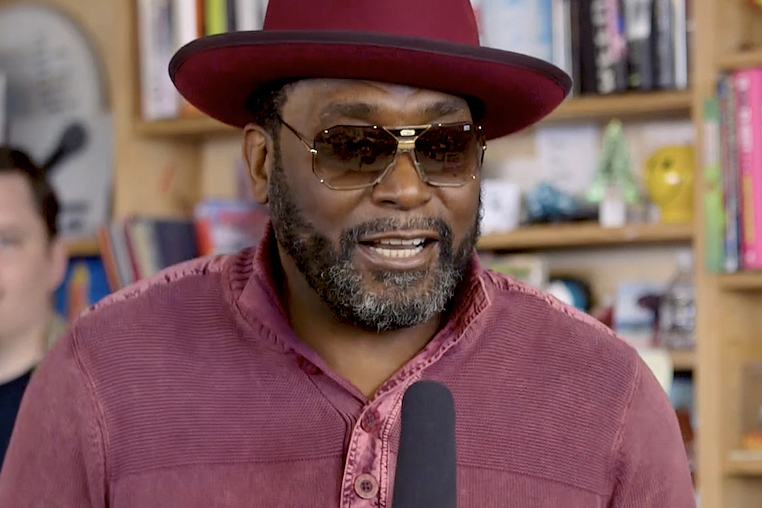 Big Daddy Kane Is A Smooth Operator For Npr S Tiny Desk Concert