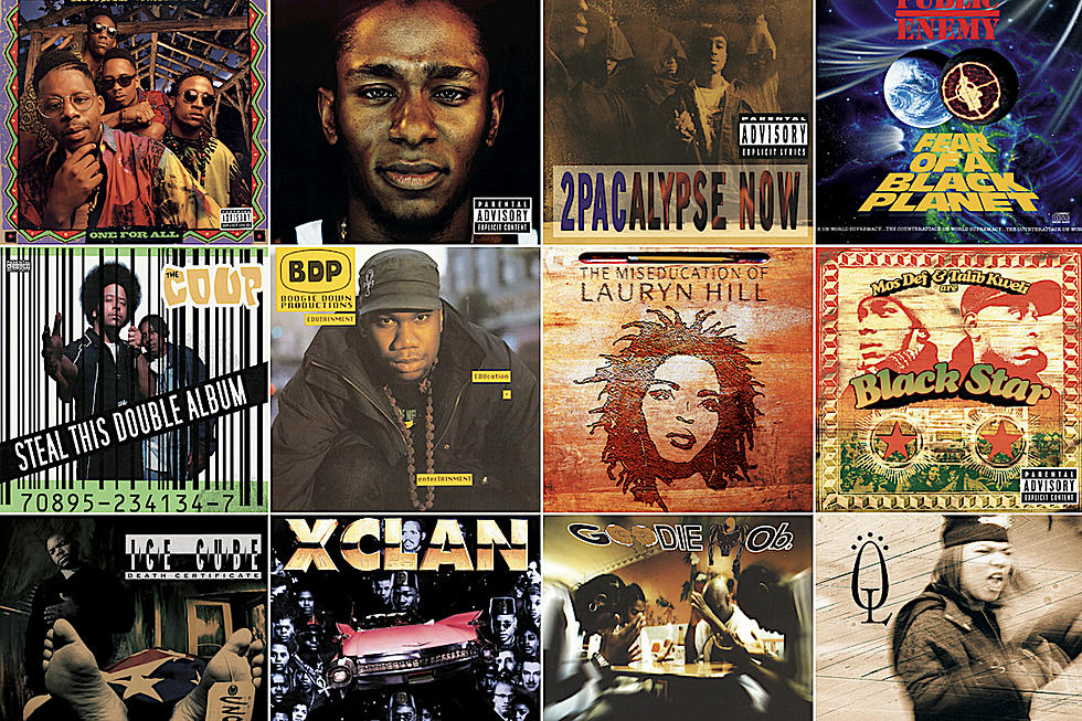 Twenty '90s Albums That Are Unapologetically Black
