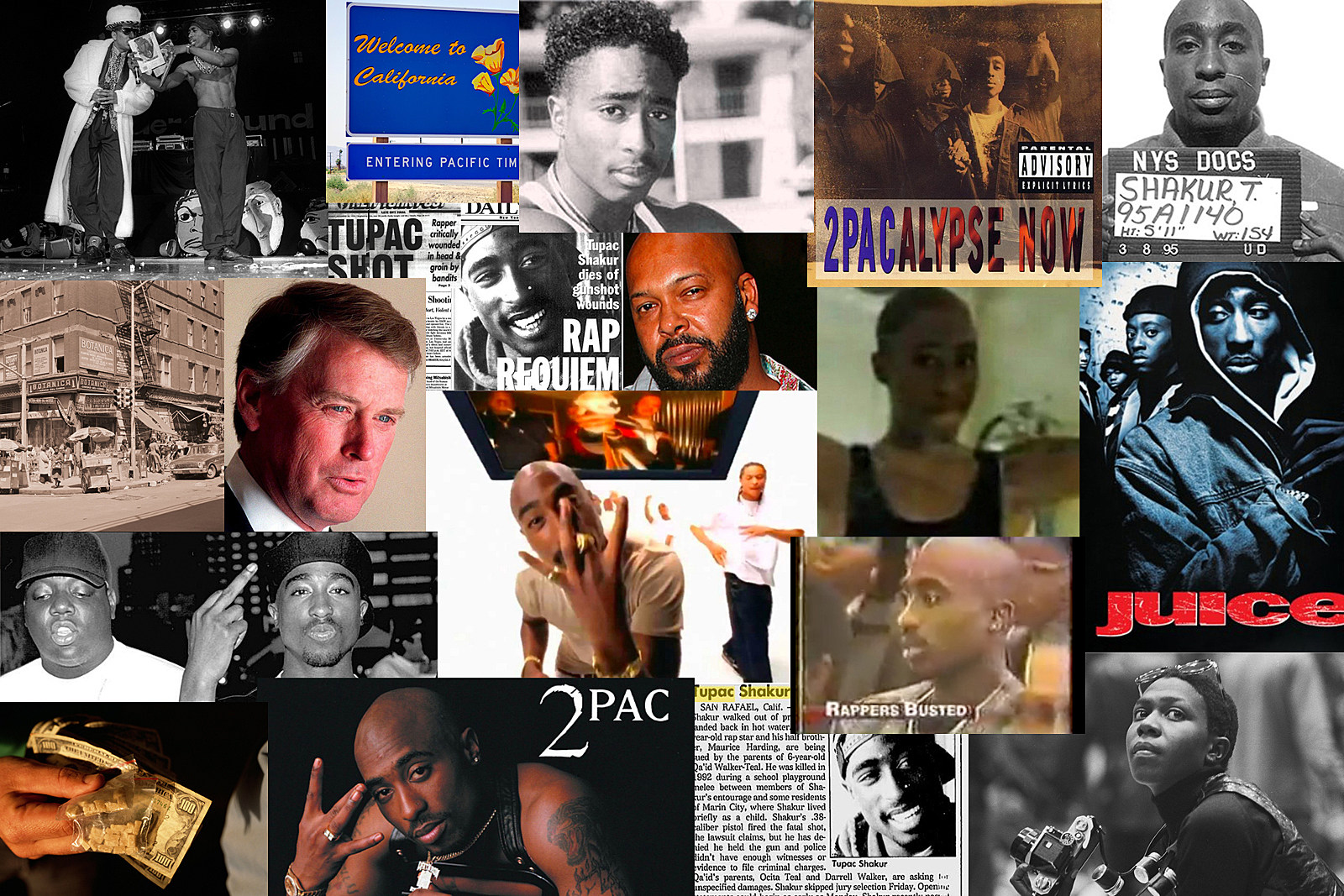 2Pac's Unreleased Music Is Now Available in One Place