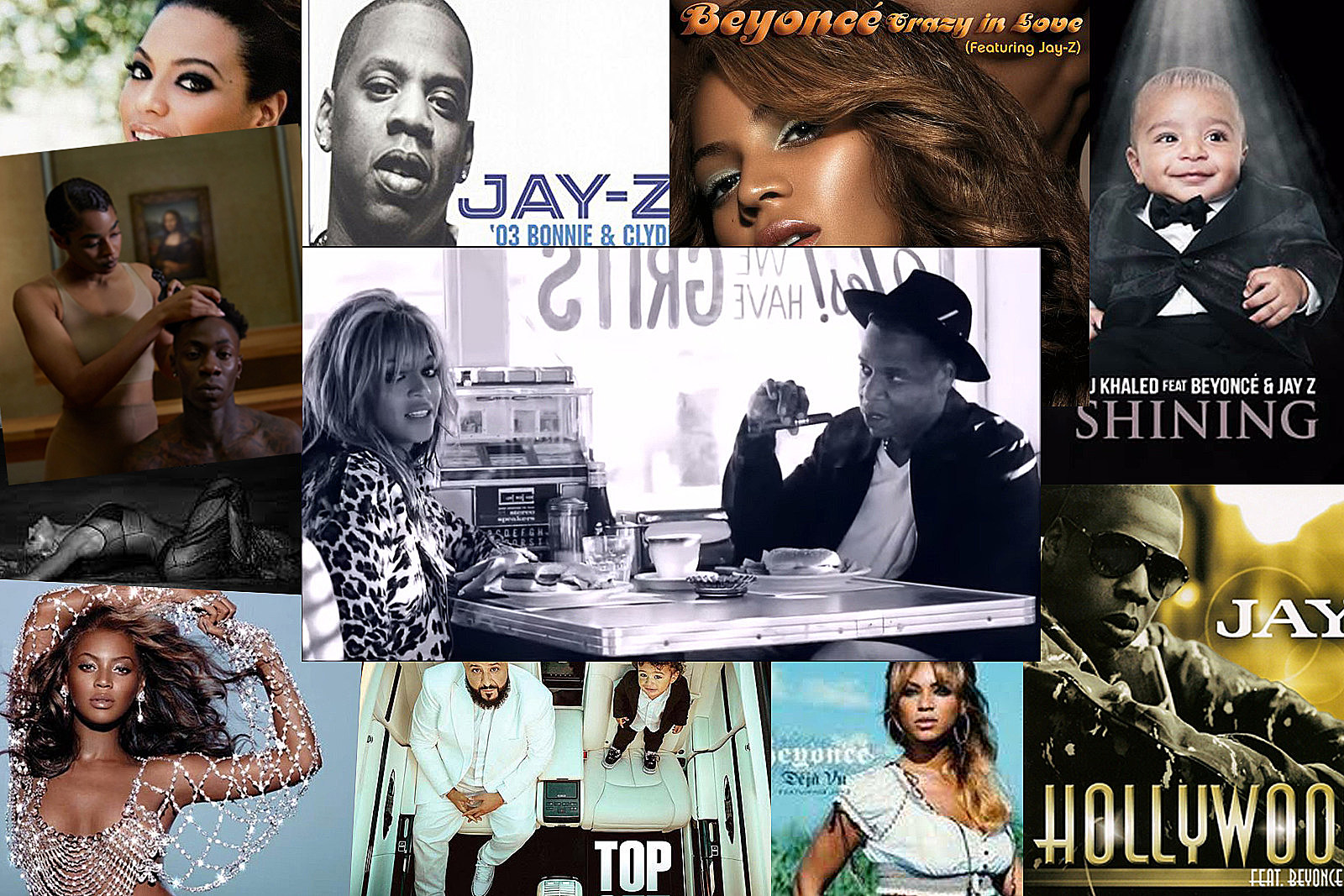 Every Jay Z And Beyonce Collaboration Ranked