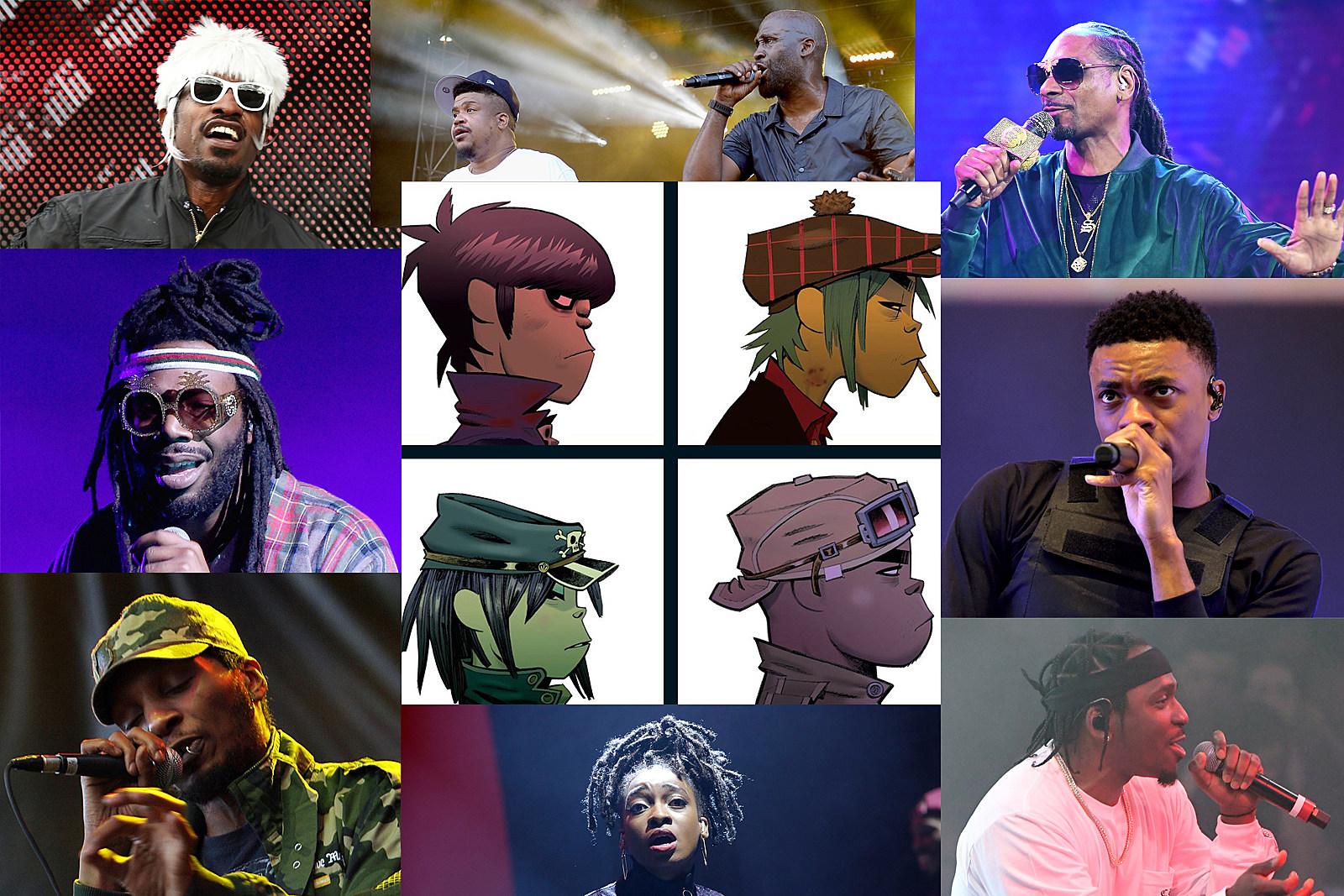 Gorillaz Hip Hop History Revisiting 27 Daring Collaborations