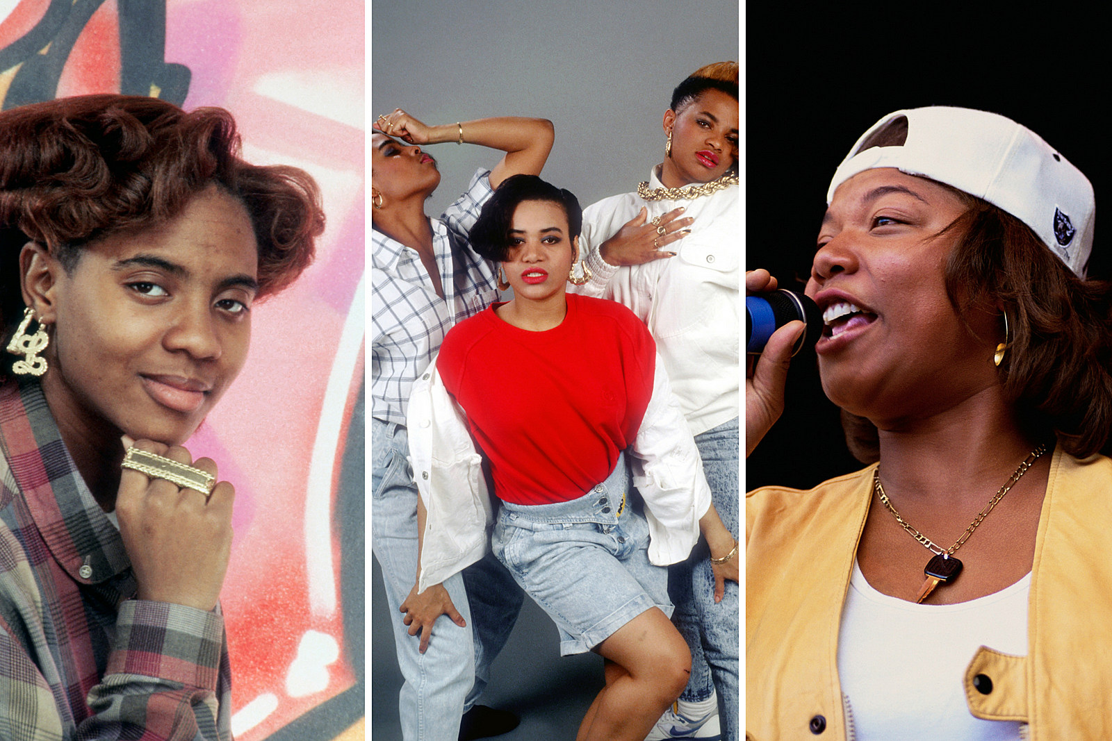 ALL HAIL THE QUEENS A Look Back at the Pioneers of Female Rap