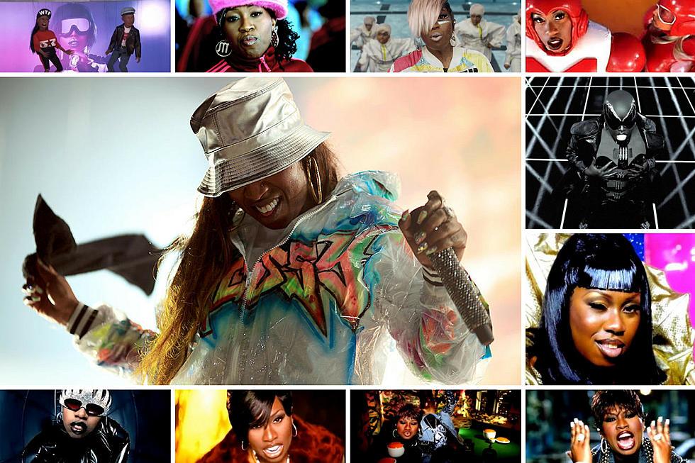 15 Missy Elliott Videos That Prove Shes A Creative Genius