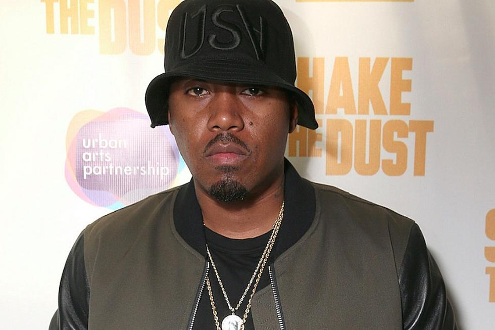 b68275232fad6 Listen to Nas  New Kanye West-Produced Album  Nasir