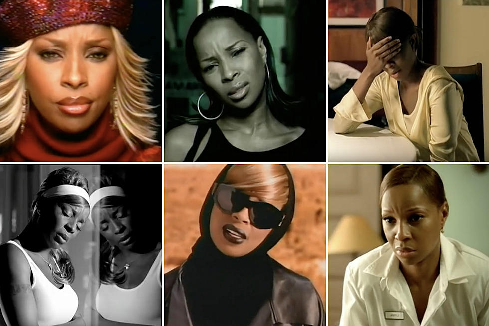 12 Classic Mary J  Blige Videos That Deliver The Drama